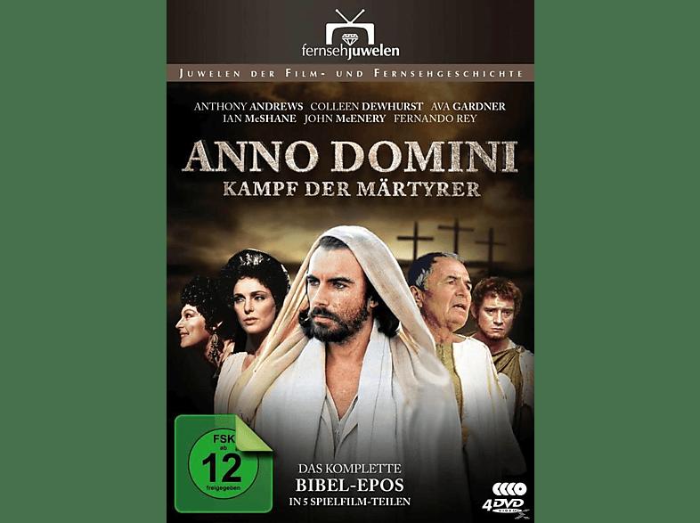 Anno Domini - Kampf der Märtyrer (Alle 10 Teile) [DVD]