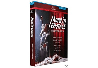 Mord in Ekstase, Ein Doppelle Blu-ray