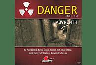 Danger - Folge 10 - Labyrinth  - (CD)