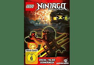Lego Ninjago - Tag der Erinnerungen DVD