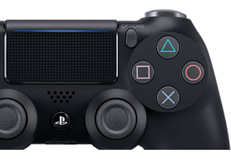 SONY PS4 DualShock 4 Wireless Controller V2 Schwarz