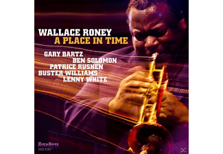 Roney Wallace - A Place In Time  - (CD)