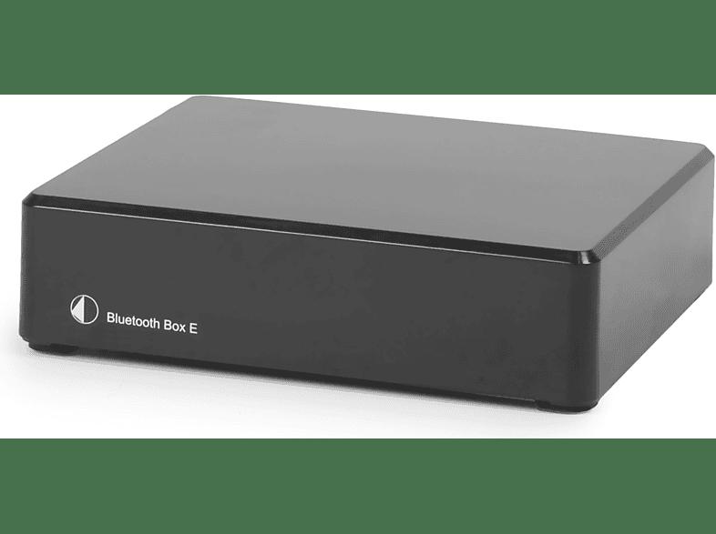 PRO-JECT Bluetooth Box E Bluetooth Audioempfänger (, Schwarz)