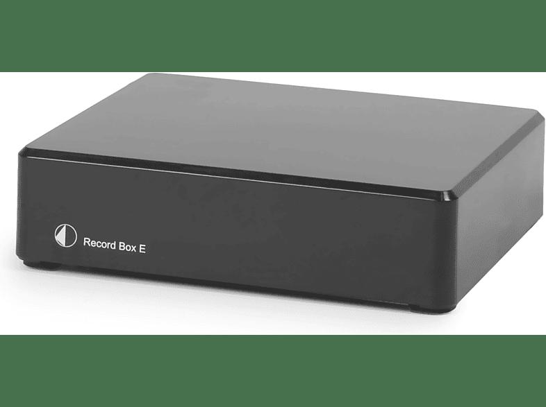 PRO-JECT Record Box E Phonoverstärker (, Schwarz)