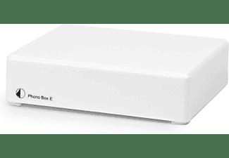 PRO-JECT Phono Box E Phono VorverstärkerKanälepro Kanal, Weiß)