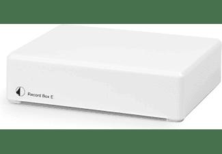 PRO-JECT Record Box E PhonoverstärkerKanälepro Kanal, Weiß)