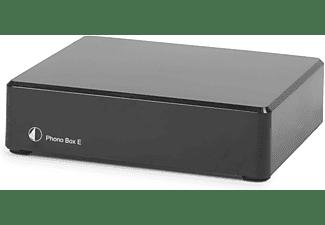 PRO-JECT Phono Box E Phono VorverstärkerKanälepro Kanal, Schwarz)