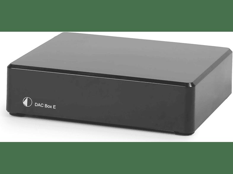 PRO-JECT DAC BOX E Digital/Analog Wandler (, Schwarz)
