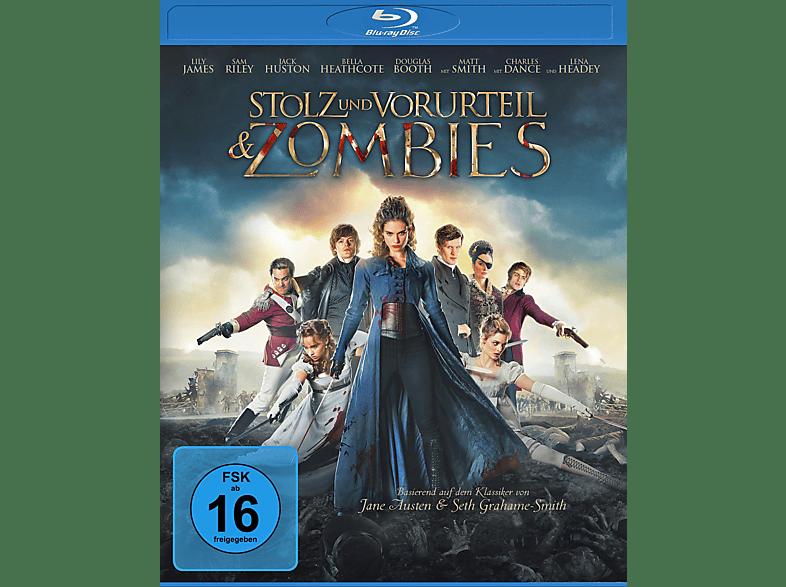 Stolz und Vorurteil und Zombies [Blu-ray]
