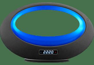 LENCO BT-210 LIGHT Bluetooth Lautsprecher, Schwarz