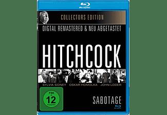 Alfred Hitchcock: Sabotage  Blu-ray
