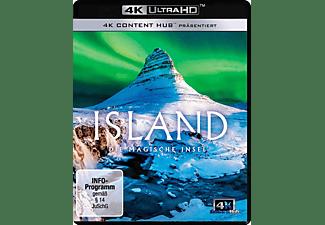 ISLAND 4K-Die magische Insel 4K Ultra HD Blu-ray