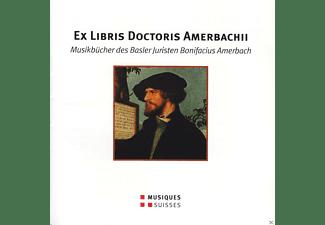 La Morra - Ex Libris Doctoris Amerbachii  - (CD)