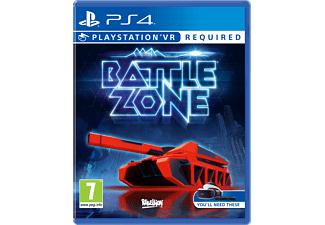 Battlezone (VR) | PlayStation 4