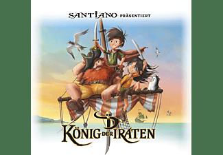 König Der Piraten - Santiano präsentiert König der Piraten  - (CD)