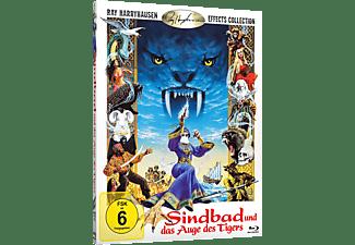 Sindbad und das Auge des Tigers Blu-ray