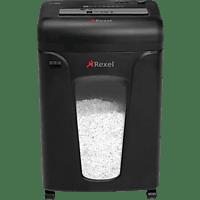 REXEL REM820, Mikropartikelschnitt, Sicherheitsstufe P-5 Aktenvernichter, Schwarz