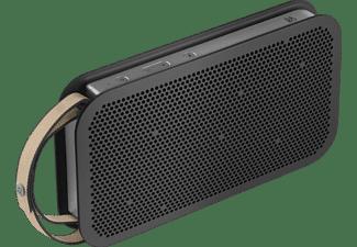 Altavoz Inalámbrico - B&O PLAY A2 Active, Bluetooth, sonido 360º, 180W, Gris piedra