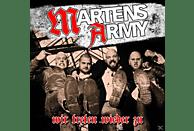 Martens Army - Wir Treten Wieder Zu! (Ltd.Red Vinyl Edition) [Vinyl]