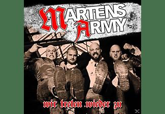 Martens Army - Wir Treten Wieder Zu! (Ltd.Red Vinyl Edition)  - (Vinyl)