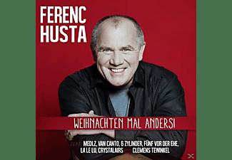 Ferenc Husta - Weihnachten Mal Anders !  - (CD)