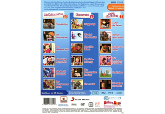 Mascha und der Bär 02/3er-Box (Folgen 5,6,7)  DVD