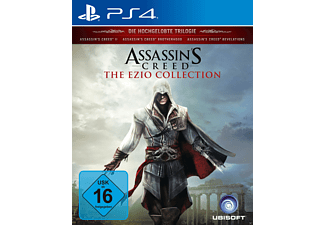 Assassin's Creed: The Ezio Collection - [PlayStation 4]