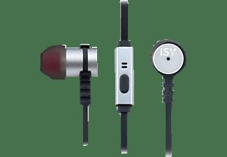 ISY IIE 3000/IIE 3001, In-ear Kopfhörer Silber