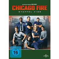 Chicago Fire 4. Staffel [DVD]