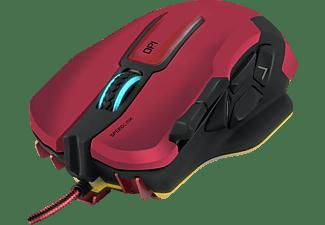 SPEEDLINK Omnivi Core Gaming Maus, Rot/Schwarz