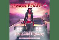 Rainer Strecker - Demon Road - Hölle und Highway - (CD)