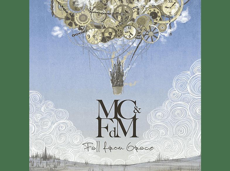 Mattia Caroli & I Fiori Del Male - Fall From Grace [CD]