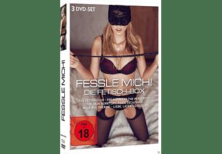 Fessle mich! Die Fetisch-Box DVD