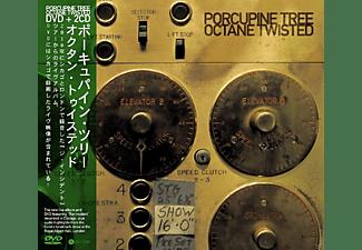 Porcupine Tree - Octane Twisted  - (CD + DVD Video)