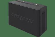 CREATIVE 51MF8250AA000 MUVO 2C Bluetooth Lautsprecher, Schwarz, Wasserfest