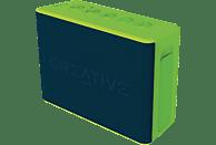 CREATIVE 51MF8250AA000 MUVO 2C Bluetooth Lautsprecher, Grün, Wasserfest