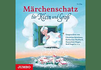 Märchenschatz Für Klein und Groß  - (CD)