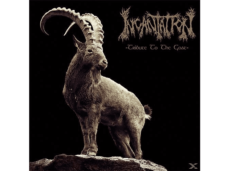 Incantation - Tribute To The Goat (Ltd.,hand-numbered) [Vinyl]
