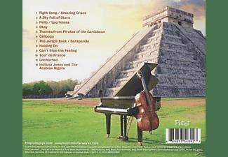 Piano Guys - Uncharted  - (CD)