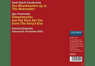 Gürzenich-orchester Köln - Der Nussknacker/Der Kuss der Fee  - (CD)