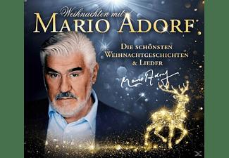 Mario Adorf - Weihnachten Mit Mario Adorf  - (CD)