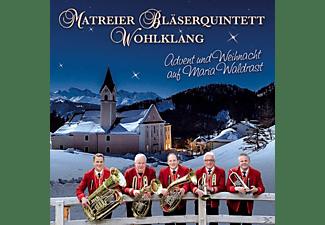 """Matreier Bläserquintett """"wohlklang"""" - Advent und Weihnacht auf Maria Waldrast  - (CD)"""