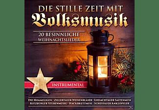 Diverse Interpreten - Die stille Zeit mit VM-20 besinnl.Weihnachtslied.  - (CD)