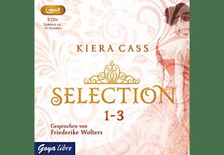 Selection 1-3  - (MP3-CD)