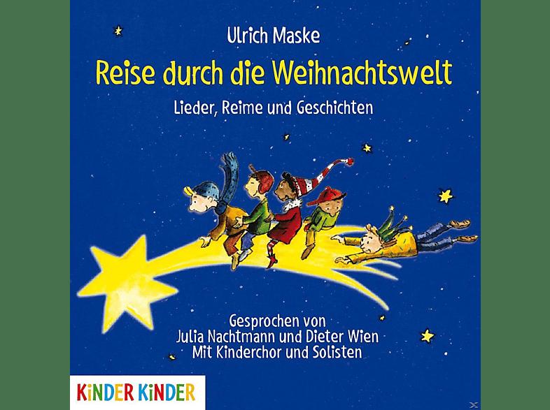 Reise durch die Weihnachtswelt - (CD)