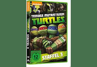Teenage Mutant Ninja Turtles - Staffel 3 DVD