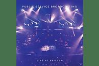 Public Service Broadcasting - Live At Brixton [LP + DVD Video]
