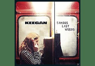 Keegan - Famous Last Words  - (Vinyl)