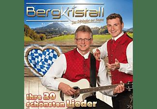 Bergkristall - Ihre 20 schönsten Lieder  - (CD)