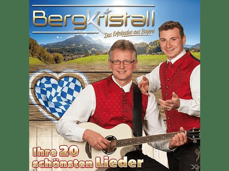 Bergkristall - Ihre 20 schönsten Lieder [CD]